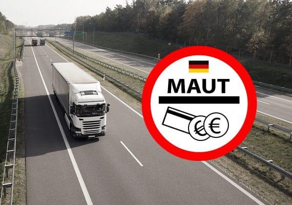 Mauterhöhung in Deutschland